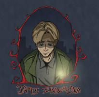 Request- James Sunderland by shadowtoon