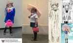 Yumemi Manga Cosplay by red-winged-angel