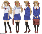 High School Uniform Reference by red-winged-angel