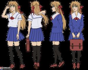 High School Uniform Reference
