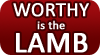 STAMP- WORTHY is the LAMB by Kira-Ani-McGrath