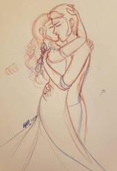 F:SitD - Passionate Anguish (Hanatalia) [sketch]