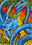 ACEO: March 2020 by LadyFromEast