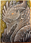 ACEO: Galahad by LadyFromEast