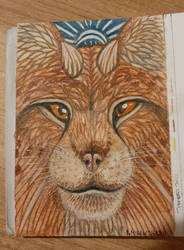 ACEO Lynxfang