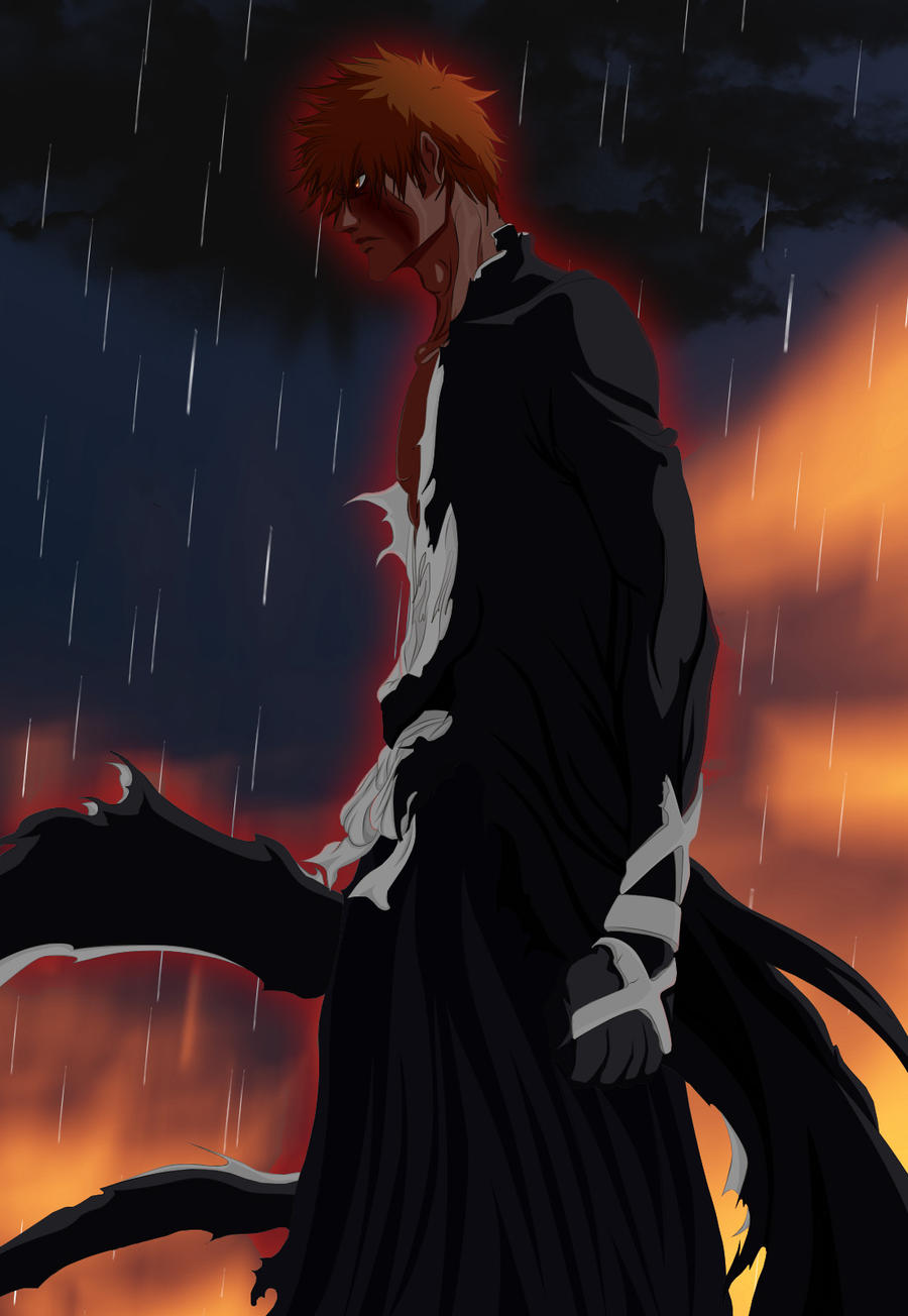 Bleach 512-Ichigo by Salty-art