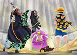 One Piece 758 - Kick you ass