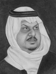 Prince Abdulrahman Bin Mosaad
