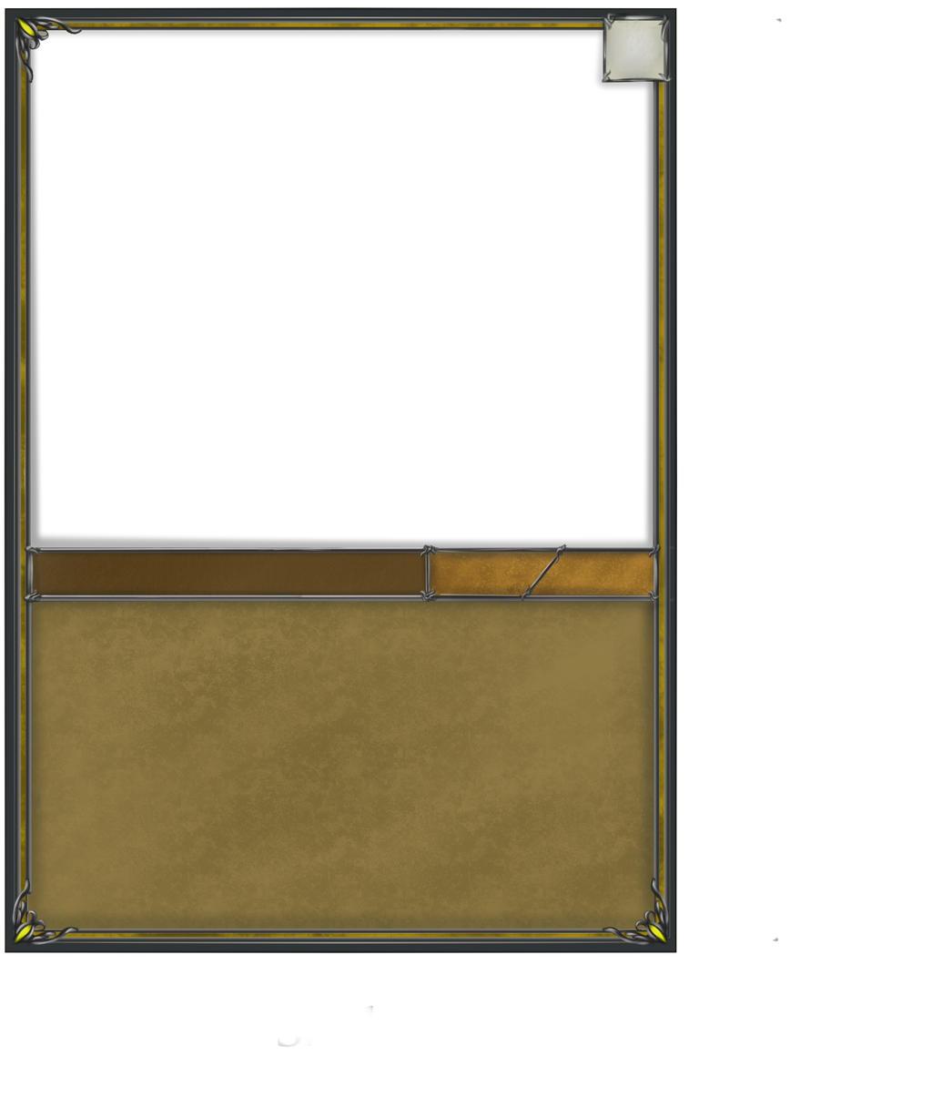 Trading Card Design -- Skill by Victor-Vestorii on DeviantArt