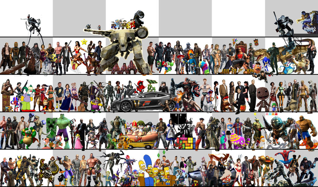 Top 25 videogame performances from last gen (20-16 ...