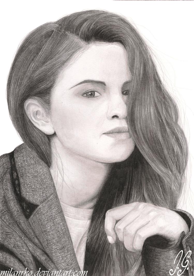 Selena Gomez pencil drawing by MilanRKO on DeviantArt