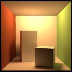 Cornell Box by codeinsane