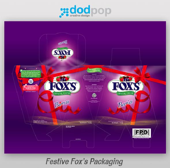 Fox's festive new year by dodpop
