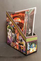 Batman: The Killing Joke Book Holder Comic Collage
