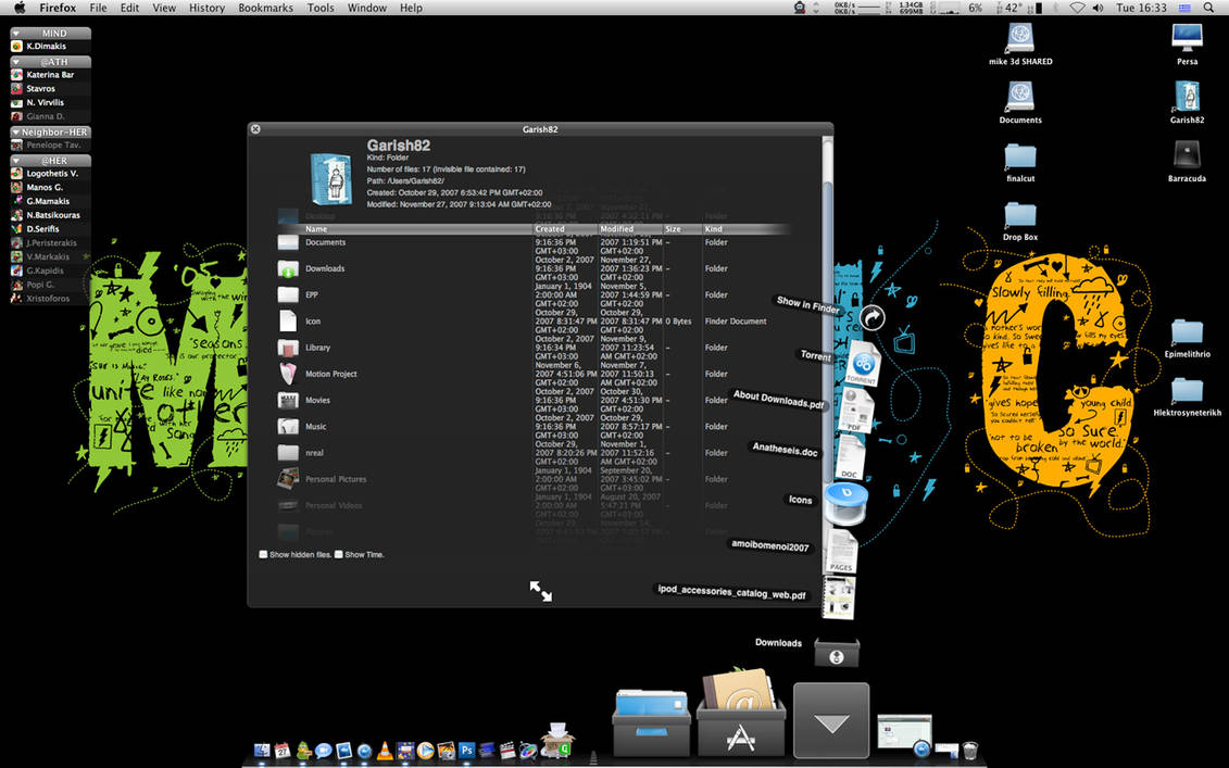 iMac Desktop, Screenshot:4