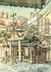 Niigata 1 by Uehara