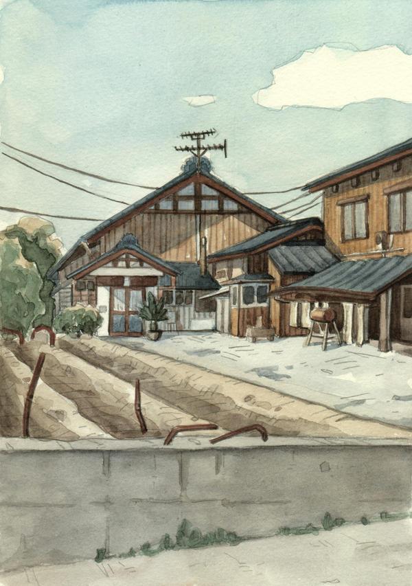 Niigata 2 by Uehara
