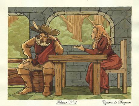 Cyrano de Bergerac  N 3