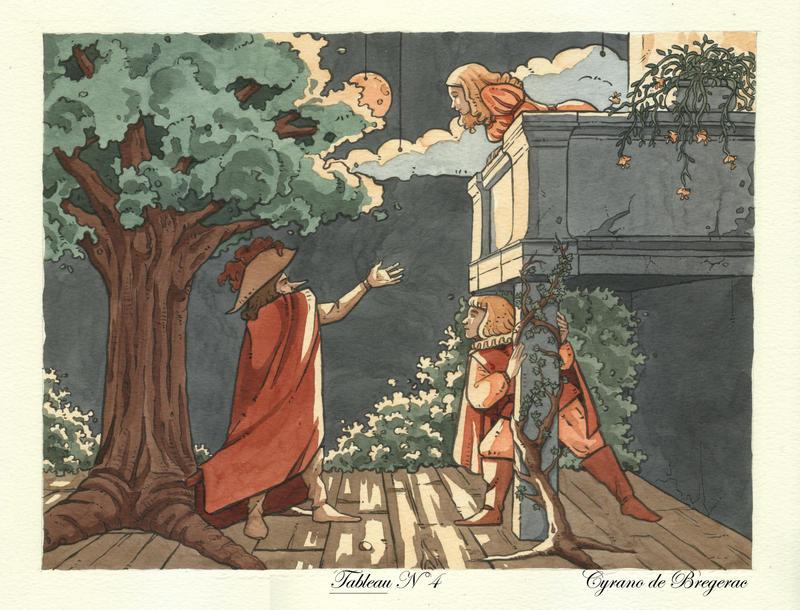 Cyrano de Bergerac  N 5 by Uehara