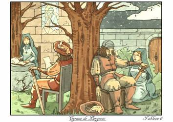 Cyrano de Bergerac  N 6 by Uehara