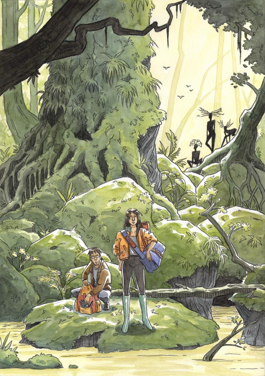 Eden 13-cover by Uehara