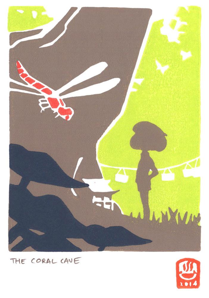Mizuka in the forest by Uehara