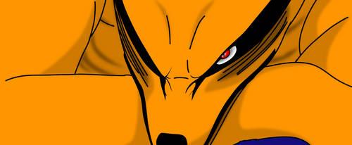 Naruto 567 - Kyuubi by danielcw21