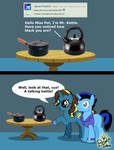 Ask Bright Idea #4 Why so blue? by A-Bright-Idea