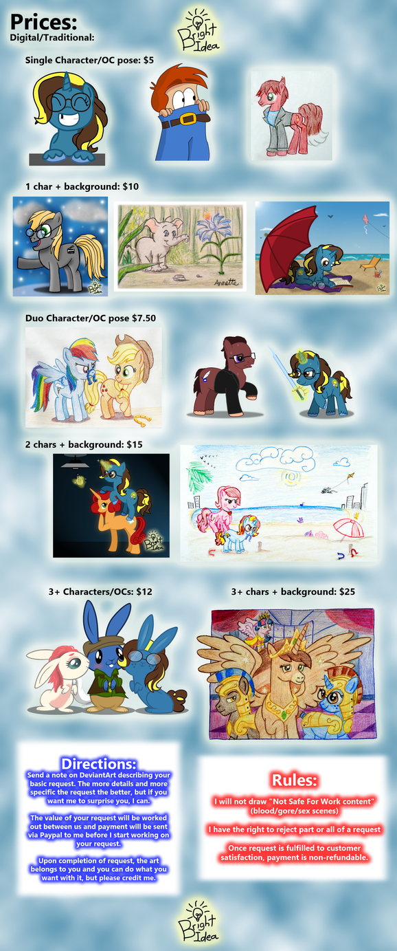 Commisions Page 2017 by A-Bright-Idea