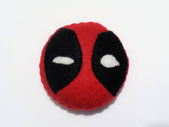 Deadpool Mini by A-Bright-Idea
