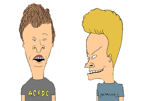 11 halloween costumes for the stereotypical 90s kid guys do you have a friend that shares your passion for heavy metal weird voices and even weirder faces if so beavis and butthead may be the outfit for voltagebd Gallery