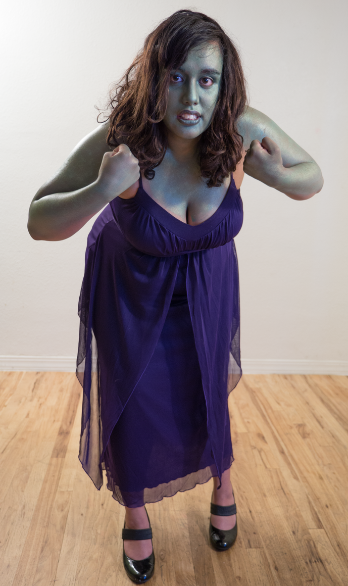 Formal Wear She-Hulk 9 by Angelic-Obscura