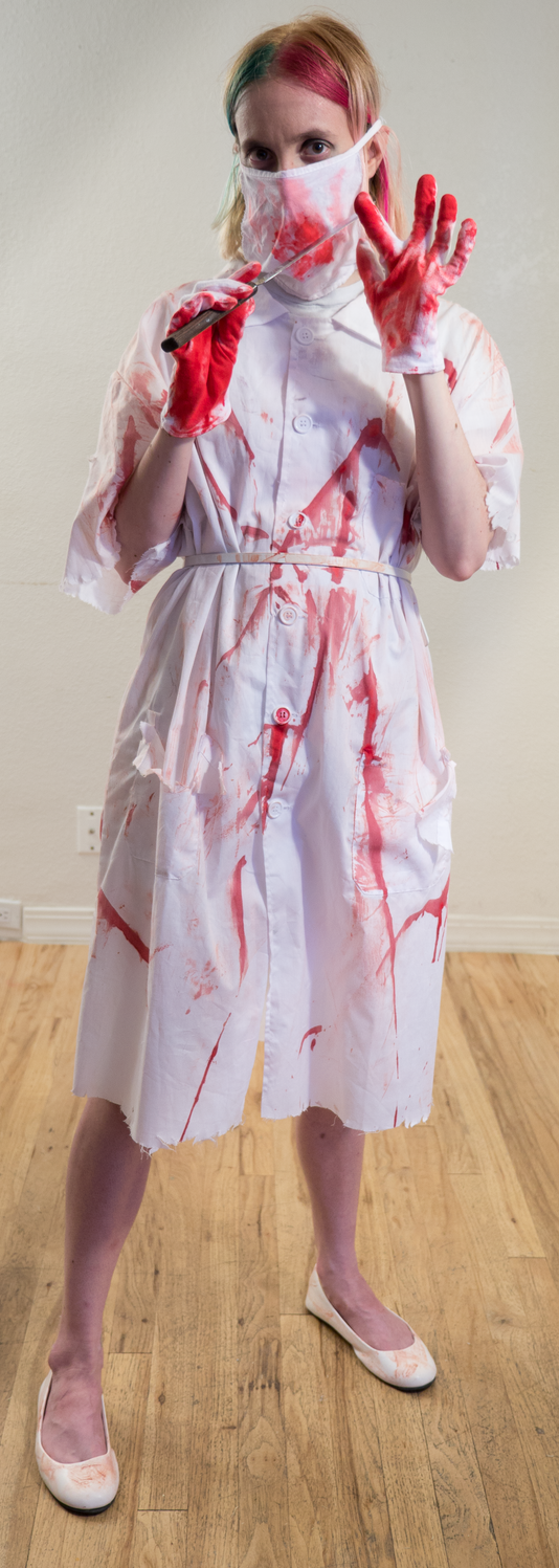Undead Nurse 6 by Angelic-Obscura