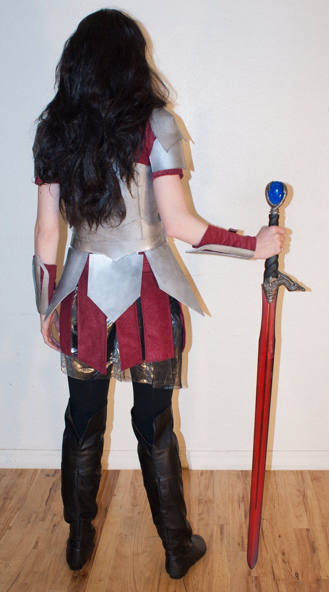 Sif 11 by Angelic-Obscura