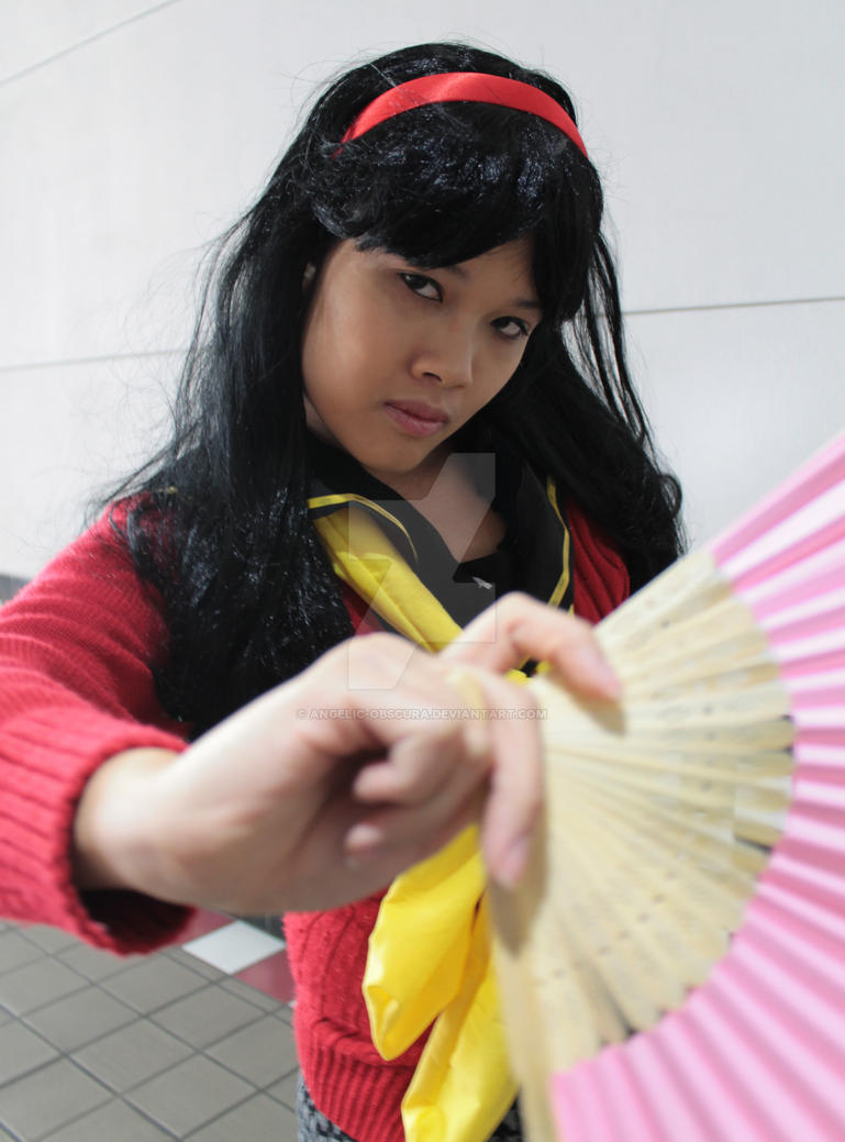 Yukiko 15 by Angelic-Obscura