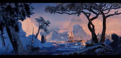 Frozen world +Making of +FREE PSD