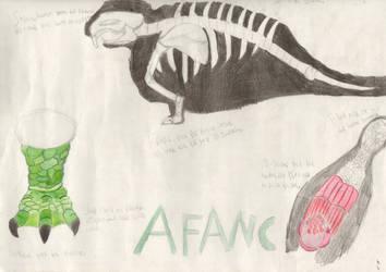 Afanc by slade1234