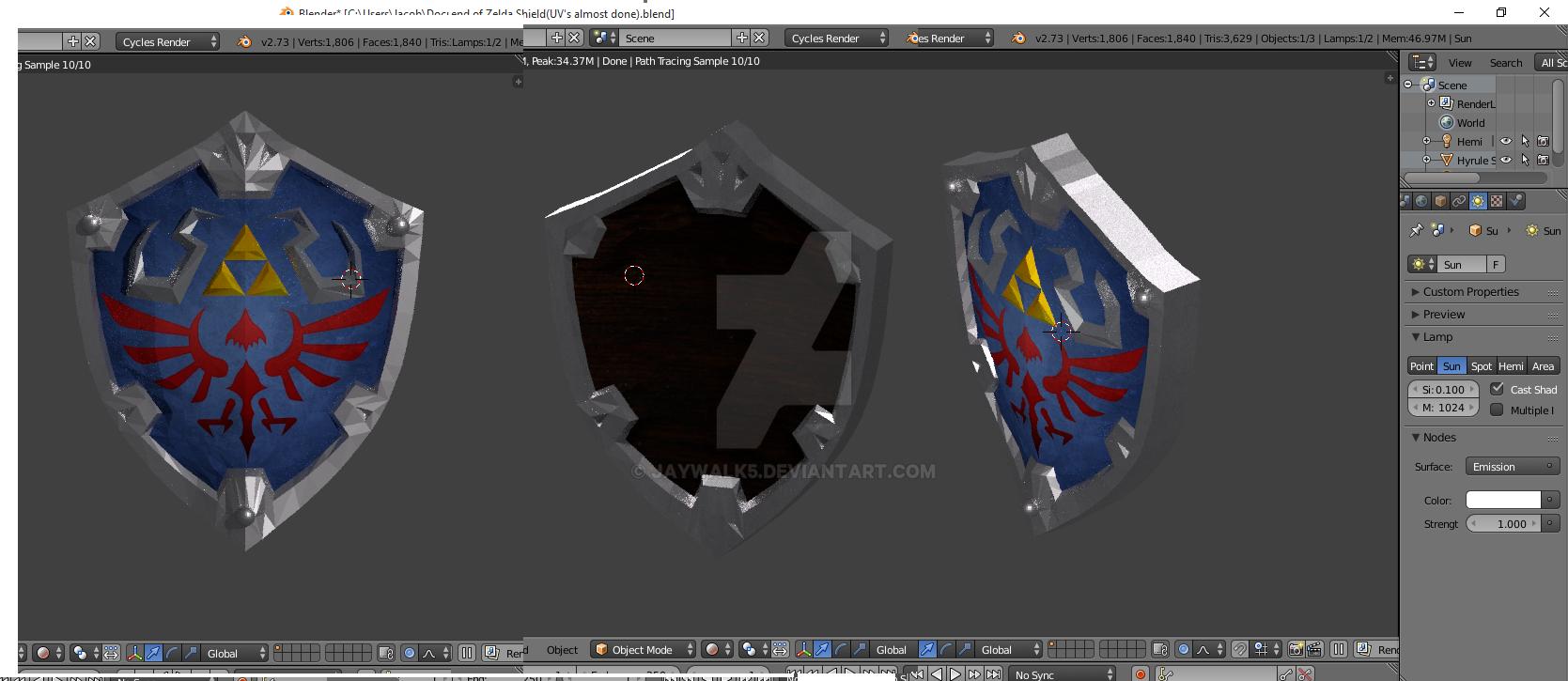 My shield!! by Jaywalk5