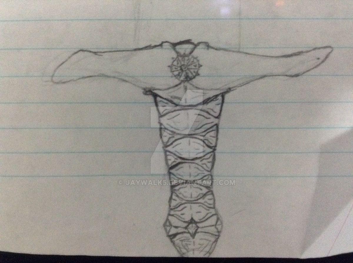Sword Hilt Doodle by Jaywalk5