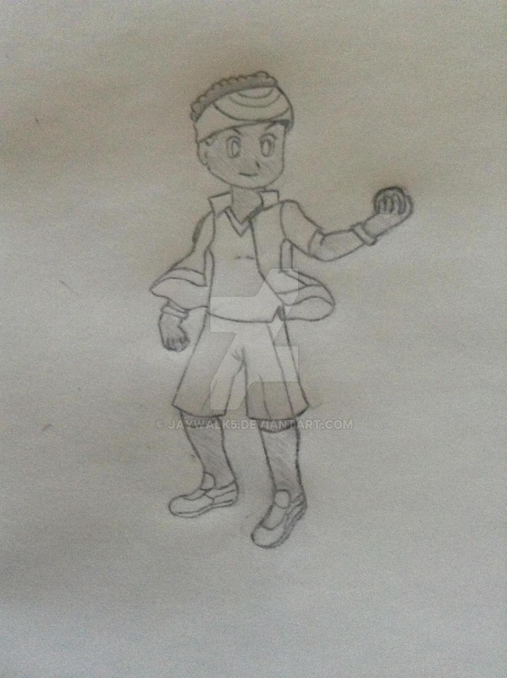 Jaywalk the Pokemon Trainer by Jaywalk5