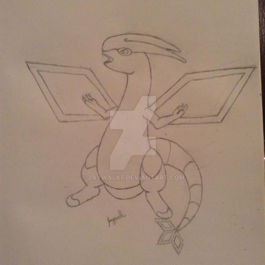 Flygon! by Jaywalk5