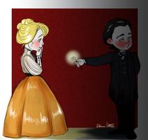 Edith and Thomas