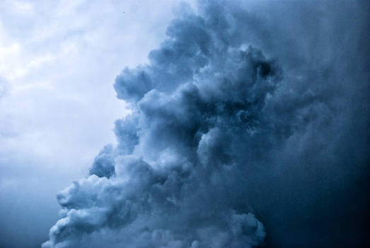 cloud rainy stock