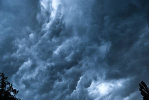 stormy cloud stock by amka-stock