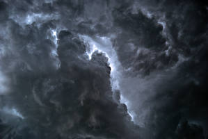 storm cloud stock background by amka-stock