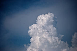 summer cloud by amka-stock