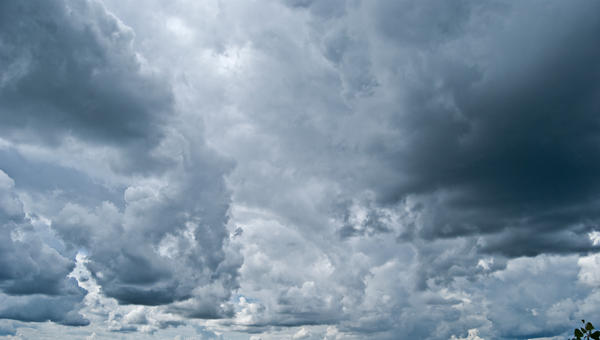 light summer clouds growing storm by amka-stock