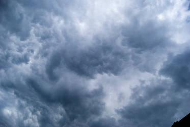 random cloud sky background texture