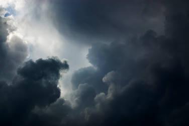 sky stock cloud background stormy