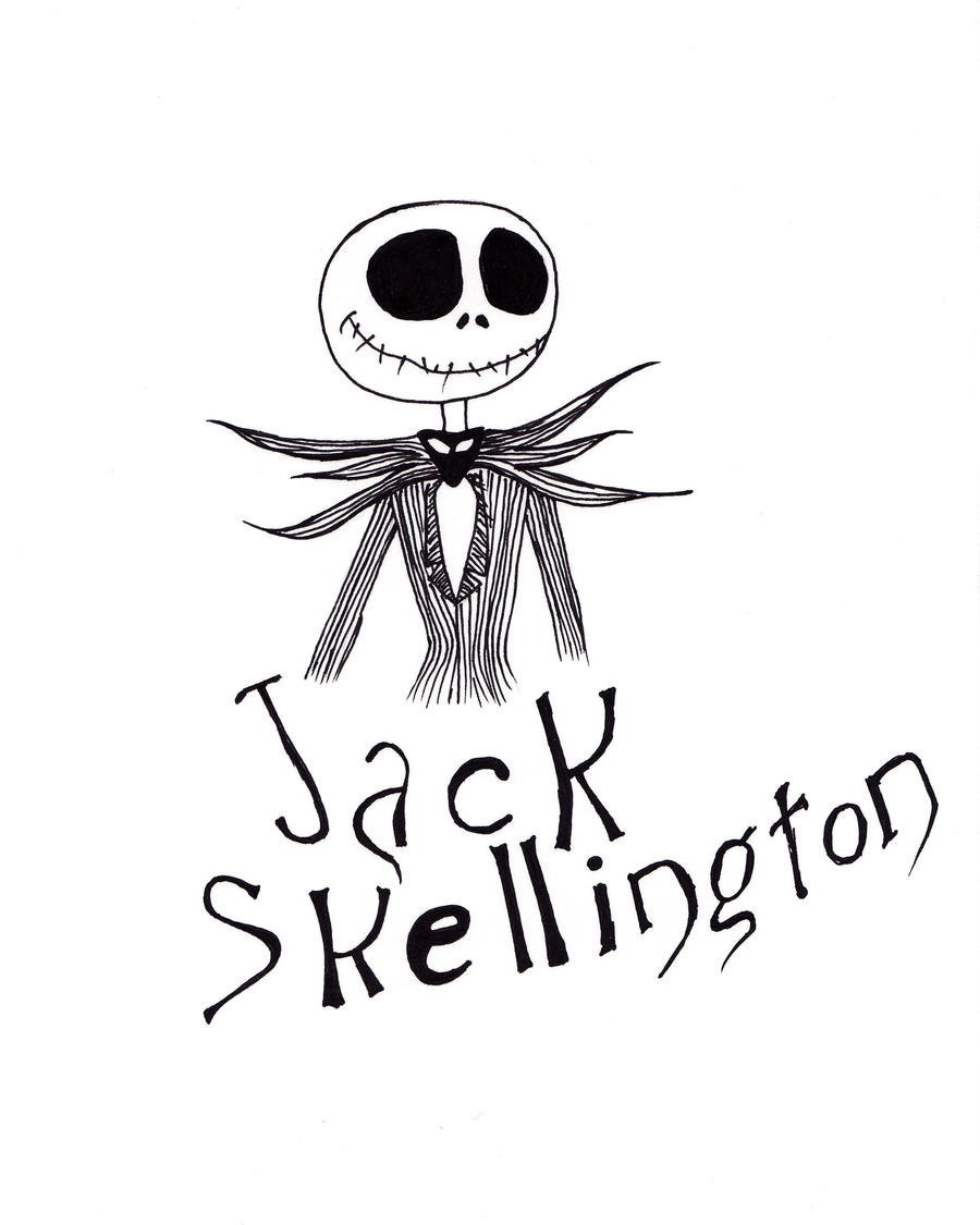 Jack Skellington | The nightmare before Christmas | Pinterest ...
